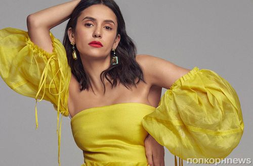 Звезда «Дневников вампира» Нина Добрев призналась, что ей по-прежнему приходится «бороться» за роли