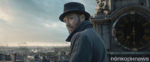 Представлен новый трейлер фильма «Фантастические твари: Преступления Грин-де-Вальда»