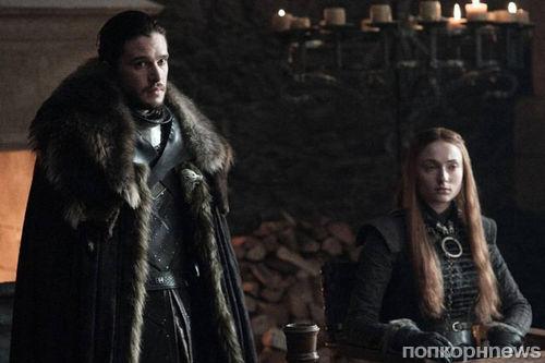 Кит Харингтон рассказал об отношениях Джона Сноу и Сансы Старк в 7 сезоне «Игры престолов»