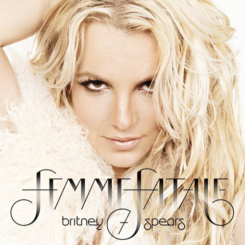 Обложка и название нового альбома Бритни Спирс