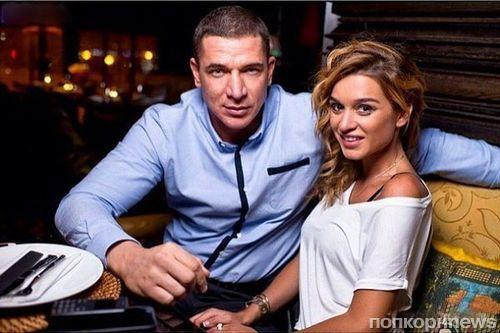 Ксения Бородина отметила первую годовщину свадьбы без мужа