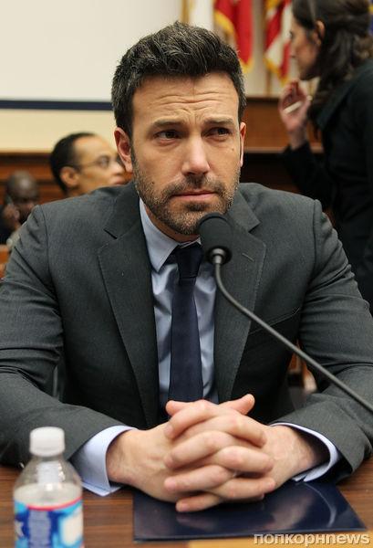 Бен Аффлек выступил в сенате США