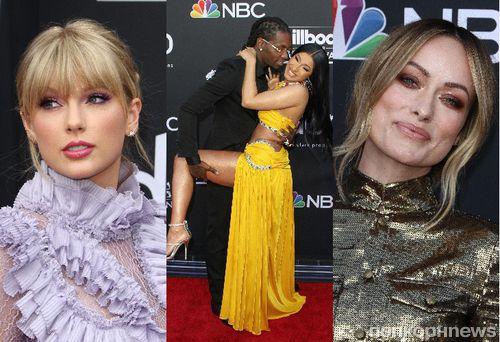 Тейлор Свифт, Оливия Уайлд, BTS и другие звезды на премии Billboard Music Awards