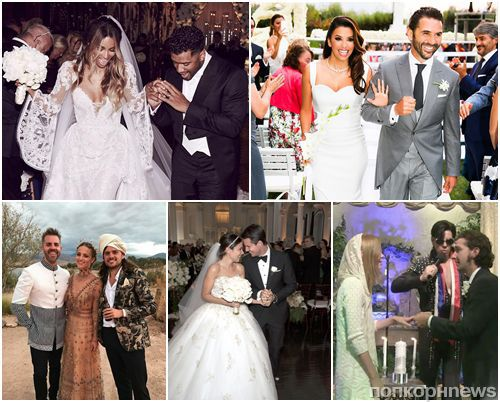 Итоги года 2016 по версии ПОПКОРНNews: свадьба года