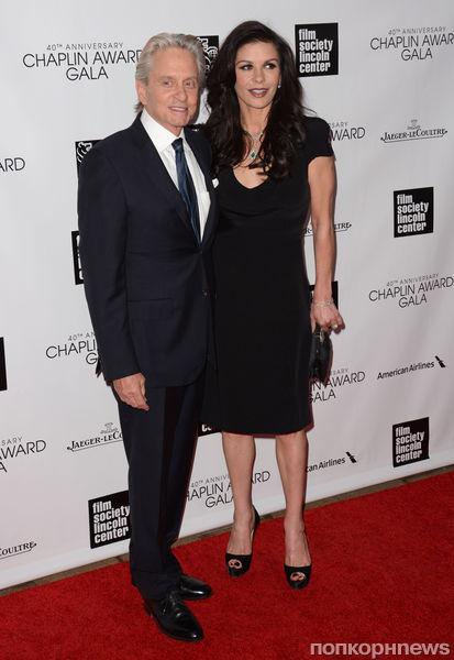 Звезды на церемонии Chaplin Awards Gala 2013