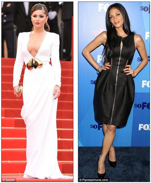 Николь Шерзингер заменила Шерил Коул на шоу X-Factor