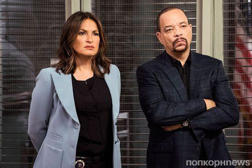 Сериал «Закон и порядок: Специальный корпус» продлен на рекордный 21 сезон