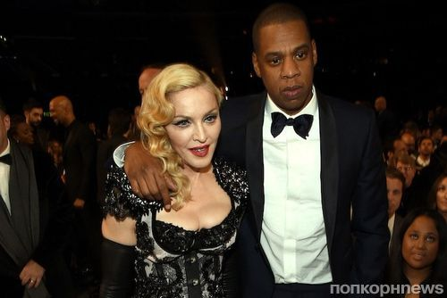 Джей Зи и Мадонна претендуют на место в Зале славы авторов песен