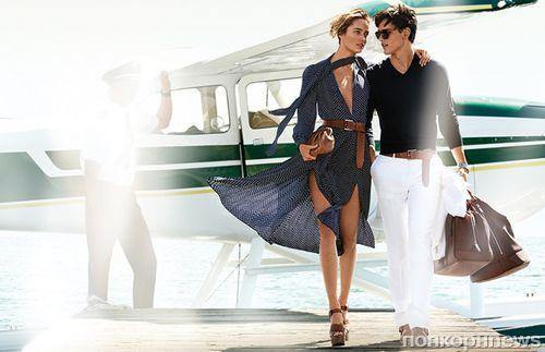 Рекламная кампания Michael Kors. Весна / Лето 2014