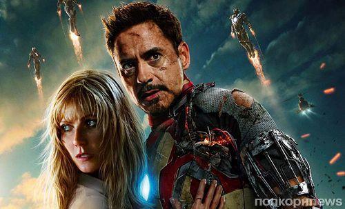 Гвинет Пэлтроу появится в «Мстителях: Война бесконечности»