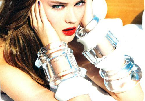 Рекламная кампания и лукбук круизной коллекции Dior 2012