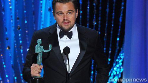 ДиКаприо, Викандер и «Безумный Макс» получили награды Гильдии киноактеров