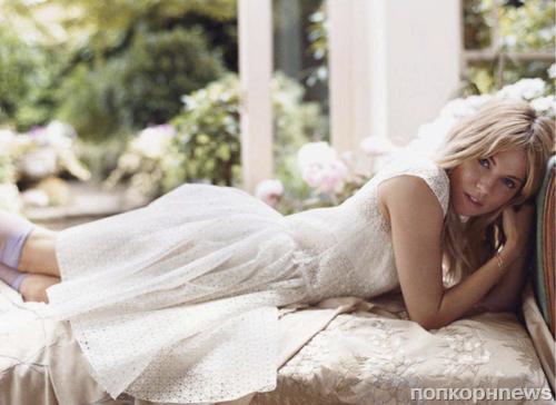 Сиенна Миллер в журнале Elle. Ноябрь 2013