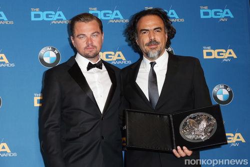 Фото: звезды на церемонии вручения наград Гильдии режиссеров Америки