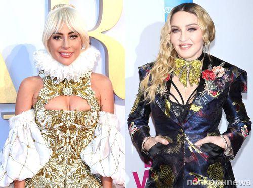 Мадонна и Леди Гага помирились после 8 лет конфликта