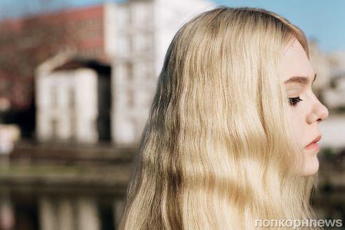 Эль Фаннинг в журнале Vogue Великобритания. Май 2014 и в журнале ASOS