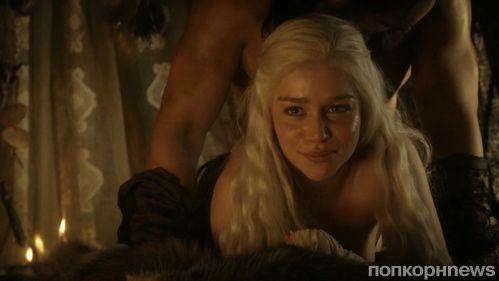 Эмилия Кларк хочет больше обнаженных сцен в «Игре престолов» ради «равноправия»