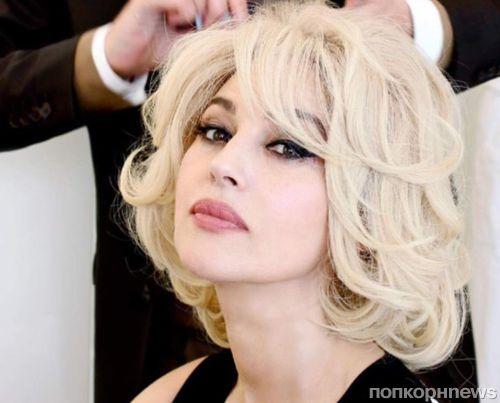 52-летняя Моника Беллуччи радикально сменила имидж в честь Каннского кинофестиваля