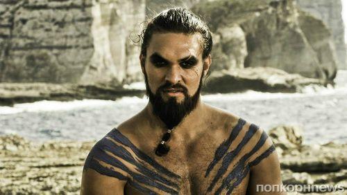 Джейсон Момоа вернется в 6 сезоне «Игры престолов» в роли Кхала Дрого?
