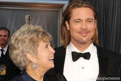 Мать Брэда Питта считает, что Анджелина Джоли «разрушила жизнь» ее сына