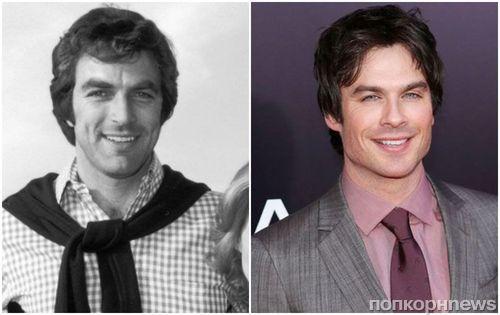 Похожи как две капли: голливудские звезды и их реальные «двойники» из прошлого