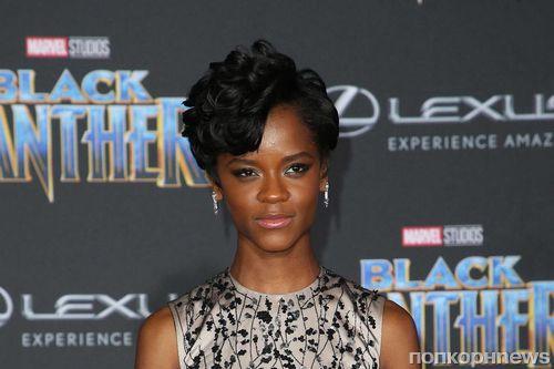 Благодаря «Черной Пантере» Летишиа Райт номинирована на «британский Оскар» как восходящая звезда