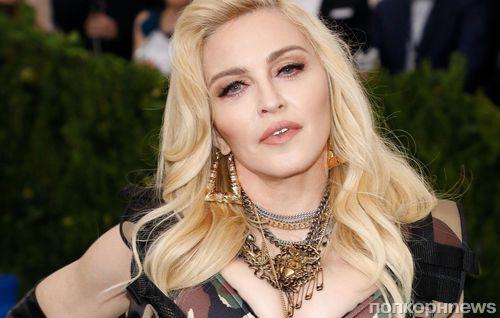Мадонна выступит на «Евровидении» за 1 млн долларов