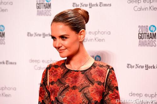 Натали Портман, Марго Робби, Кэти Холмс и другие звезды на Gotham Independent Film Awards