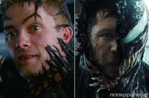 Тофер Грейс одобрил кастинг Тома Харди на роль Венома