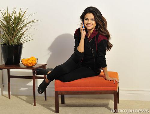 Селена Гомес на съемках рекламной кампании Dream Out Loud. Осень 2014