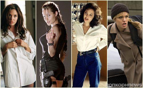 Тест: кто ты из персонажей Анджелины Джоли?