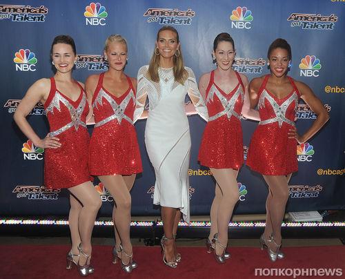 Вечеринка перед шоу America's Got Talent