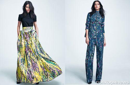 H&M представил одежду победителя своей премии H&M Design Award 2014