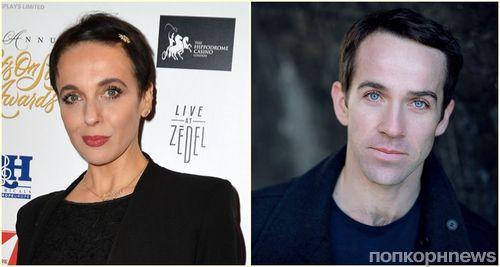 Звезда «Шерлока» Аманда Аббингтон нашла новую любовь после развода с Мартином Фриманом