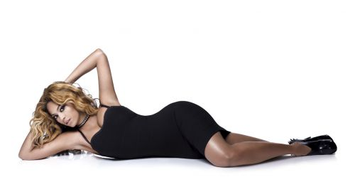 Бейонсе в рекламной фотосессии C&A