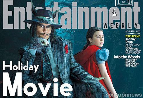 Кинозвезды на обложках журналов Entertainment Weekly и The Hollywood Reporter