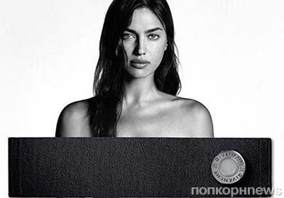 Ирина Шейк разделась в откровенном рекламном ролике Givenchy