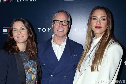 Звезды на открытии бутика Tommy Hilfiger в Западном Голливуде