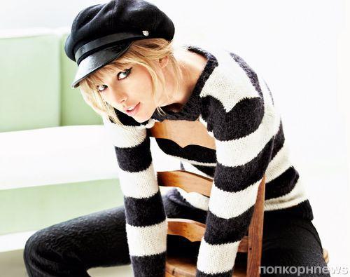 Тейлор Свифт в журнале Glamour Великобритания. Ноябрь 2013