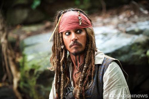 Джонни Деппа заменят в следующих «Пиратах Карибского моря»