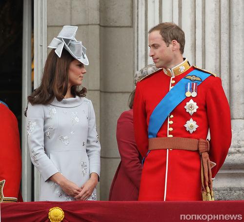 """Принц Уильям отметил день рождения катанием на """"ватрушке"""""""