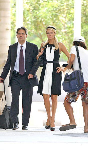 Пэрис Хилтон предстала перед судом Майами