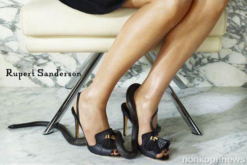 Заклинатели змей. Рекламная кампания обуви Rupert Sanderson