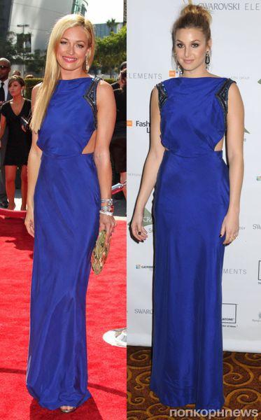 Fashion battle: Кэт Дили и Уитни Порт