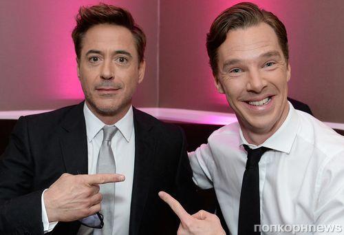 В «Мстителях: Война бесконечности» могла оказаться шутка про Шерлока