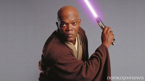 Для съемок 2-минутной сцены дуэли на световых мечах в «Звездных войнах» Сэмюэл Л Джексон тренировался 5 недель