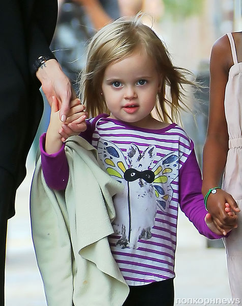 фото дочь анджелины джоли