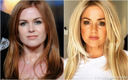 Радикальное преображение: Айла Фишер стала блондинкой и выглядит неузнаваемой