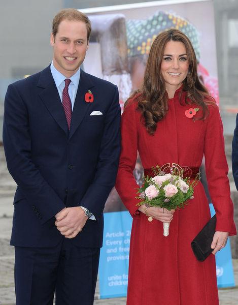 Принц Уильям и Кейт Миддлтон в Копенгагене