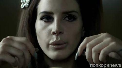 Лана Дель Рей в рекламном ролике H&M